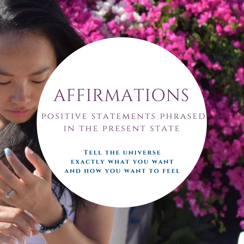 Affirmations - what they are and how to use them