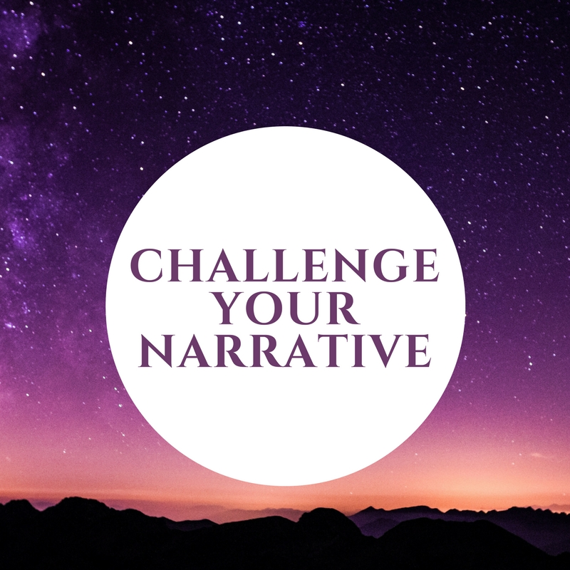 Challenge your narrative - People tell themselves a story that they see as truth and accept labels from others and put themselves in role. Know that you actually write the script, so you can change it. You are the leading actress, screenwriter and director of your life - change the story if you don't like it! The easiest way to start doing this is to be mindful of your inner dialogue and use affirmations. What you think, you manfest.