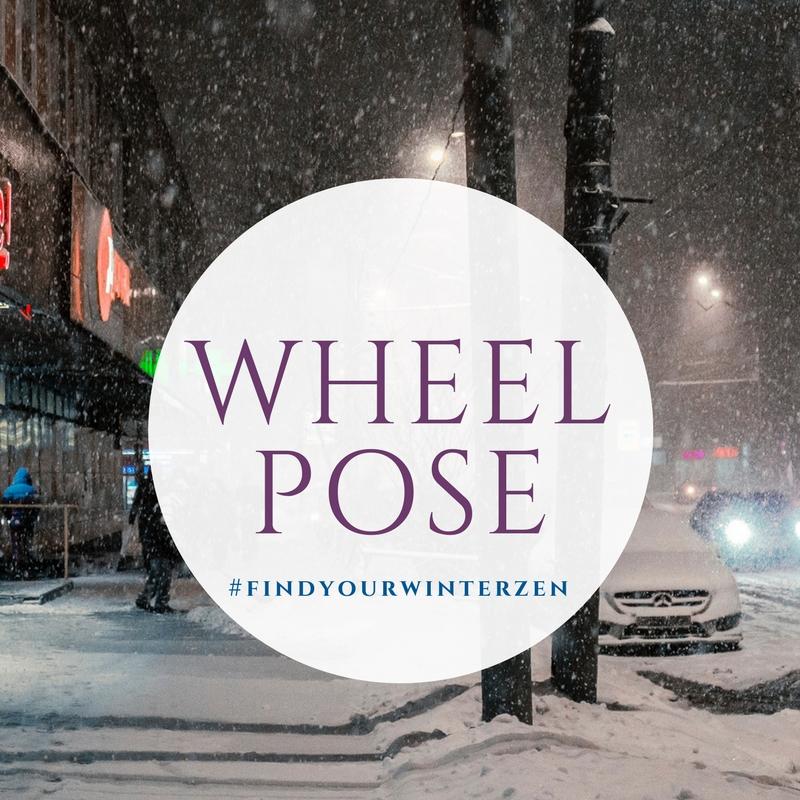 10. Wheel Pose -