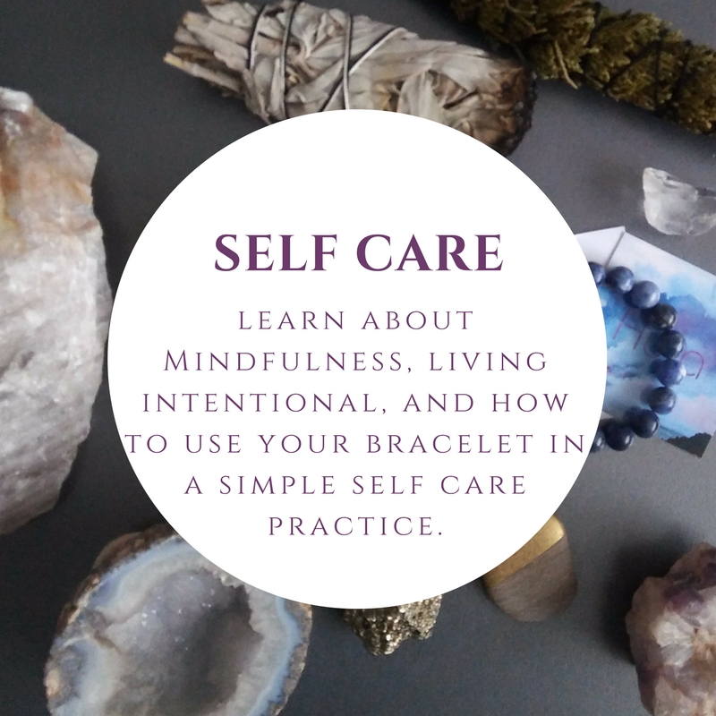 Self Care - Mindfulness, living intentionally, self care. Learn what these all really mean and how you can use the tools from this workshop to create your own effective and easy self-care routine. You'll learn a lot in this workshop and you'll leave with a plan to putt it all into place to help you manifest your dream life.