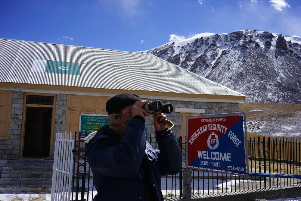 China-Pakistan Border