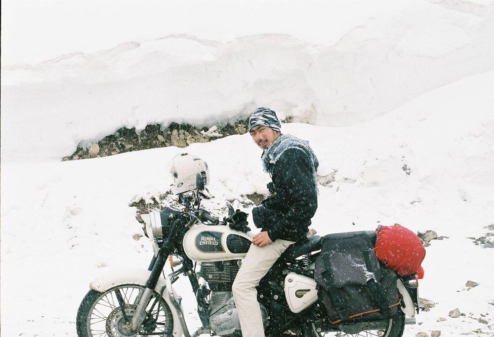 สภาพอากาศบนKhardung La Pass