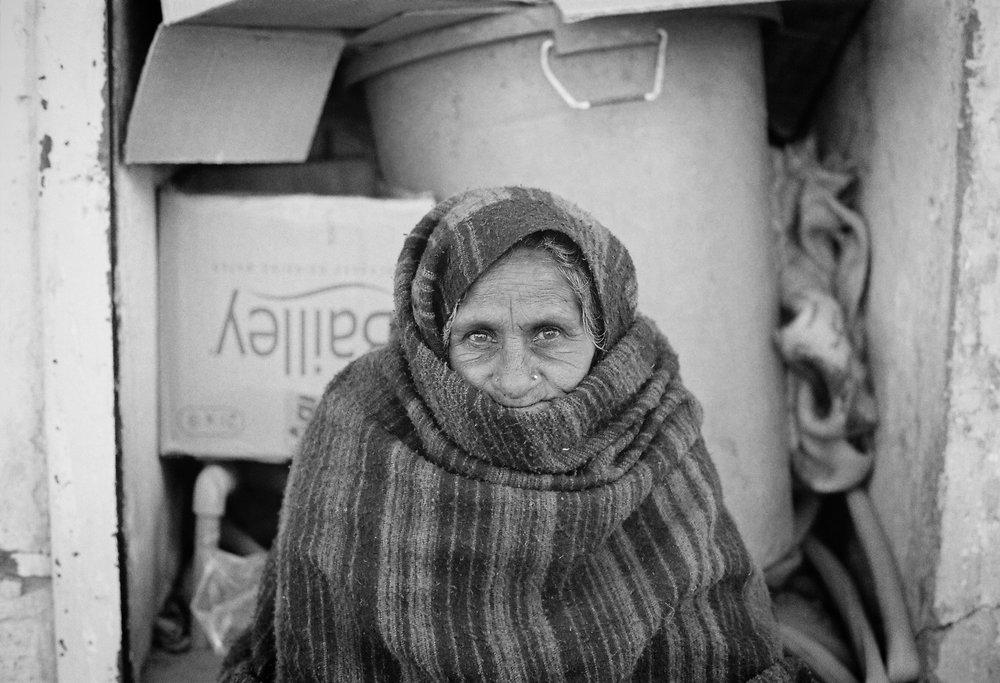 คุณป้า Homeless ที่เมือง Leh