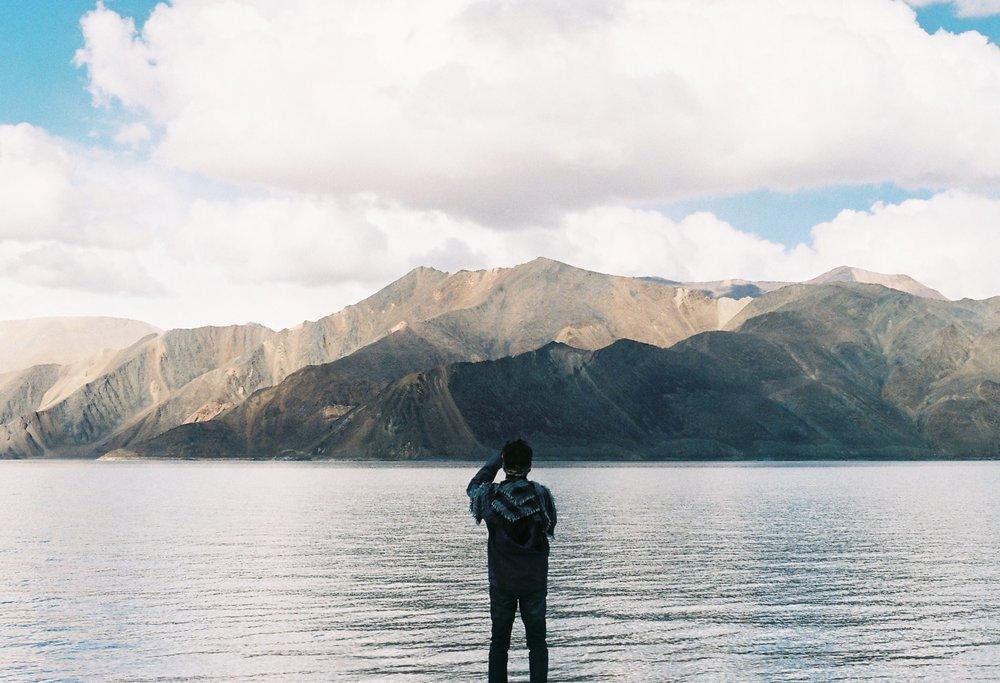 ทะเลสาบปันกอง