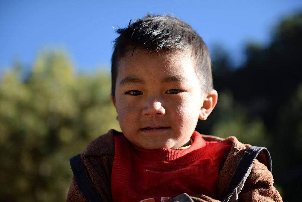 เด็กน้อย ณ นัมเซ