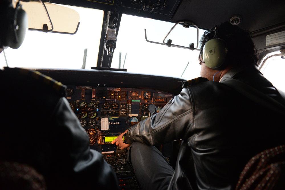 ความเล็กของ cockpit