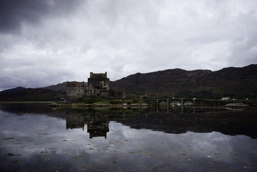 Eilean Donan Castle เห็นแล้วขนลุก