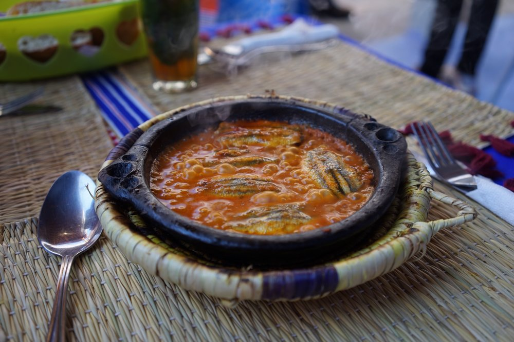 Targine ปลาซาร์ดีน อีกนิดแกงส้มปลากระป๋องละ