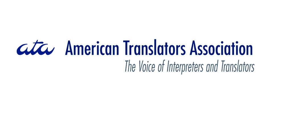 Miembro individual y traductora acreditada de la  American Translators Association , número de membresía 257953,  certificación 515916 (inglés al español)
