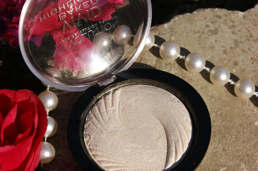 Makeup Revolution in Peach Lights