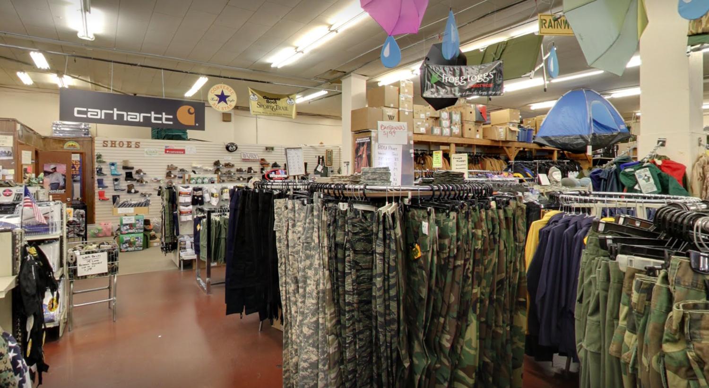 Army Surplus Clothing Near Me « Alzheimer's Network of Oregon