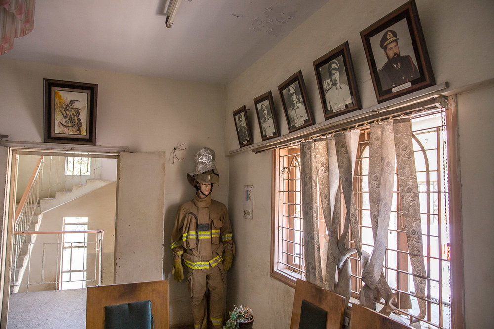 Documenting the various complexities surrounding the Karachi Fire Department. Click   here   for full story.