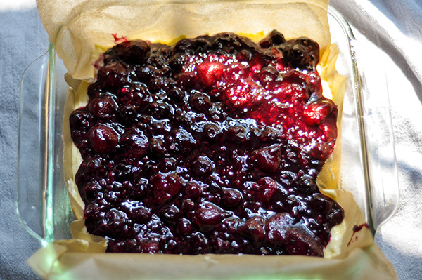 Mixed Berry Crumb cake_berry spread.jpg