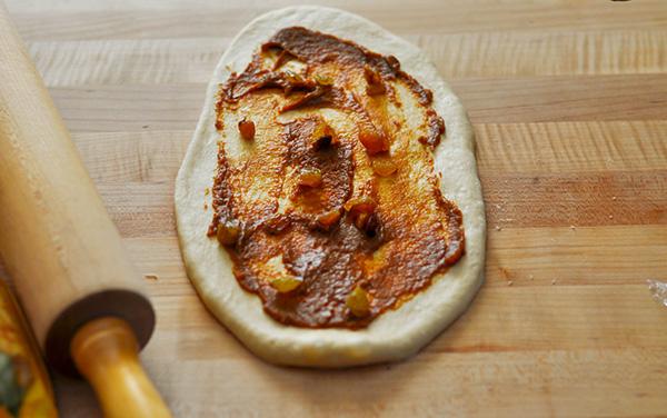 Pumpkin Raisin Swirled Milk Bread_rolled.jpg