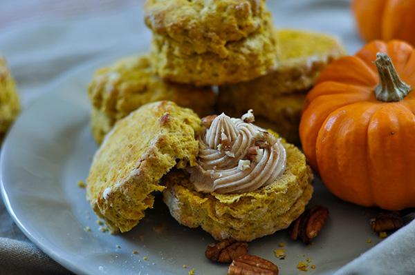 Pumpkin Spice Scones_plated CU.jpg