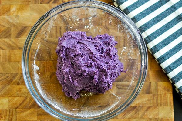 Ube Crinkle Cookies The Sweet Sour Baker
