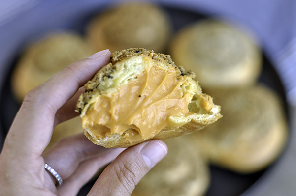 Black Sesame Thai Tea Cream Puffs_single split.jpg