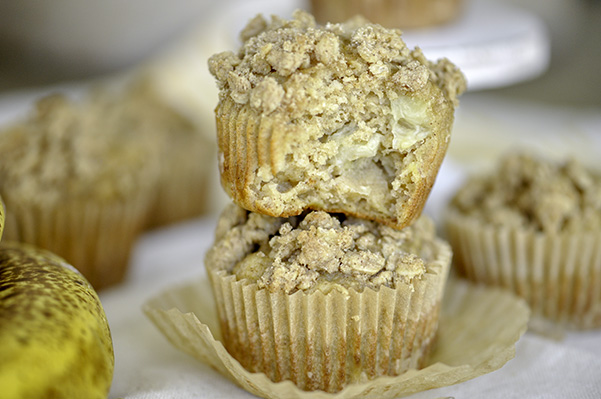Healthyish Banana Oat Streusel Muffins_diced bite stacked.jpg