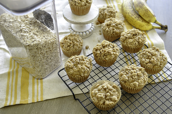 Healthyish Banana Oat Streusel Muffins_Wide Table.jpg