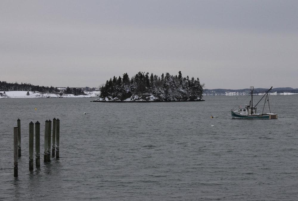 Johnson Bay, Lubec, ME