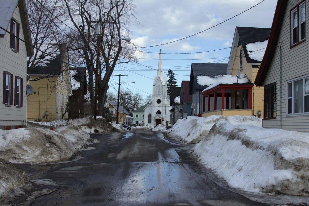 Halde Street, Waterville, ME