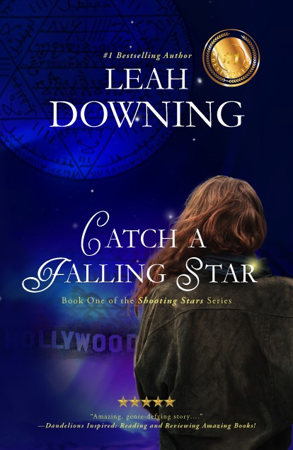 Catch a Falling StarLeah Downing - Amazon #1 Best Seller 2016Winner 2016 Beverly Hills International Book Awards, Cross Genre Fiction