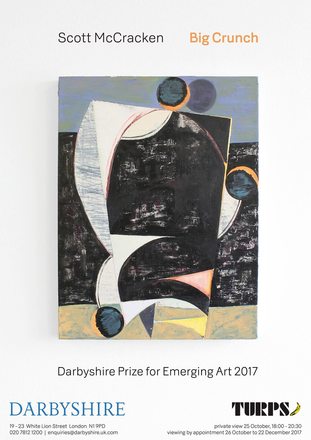 Darbyshire Prize for Emerging Art 2017
