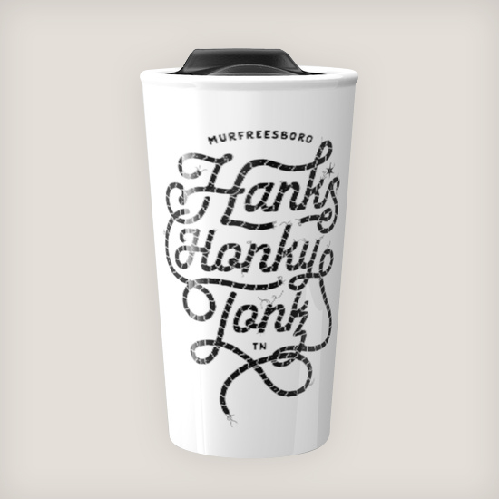 Hank*s Travel Mug | $24.00