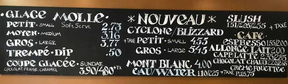 Menu-prices continued