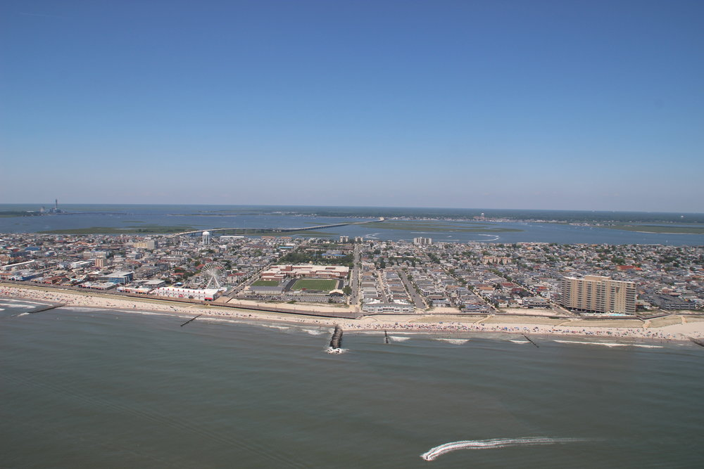Ocean City's #1 Thrill Ride     Learn More