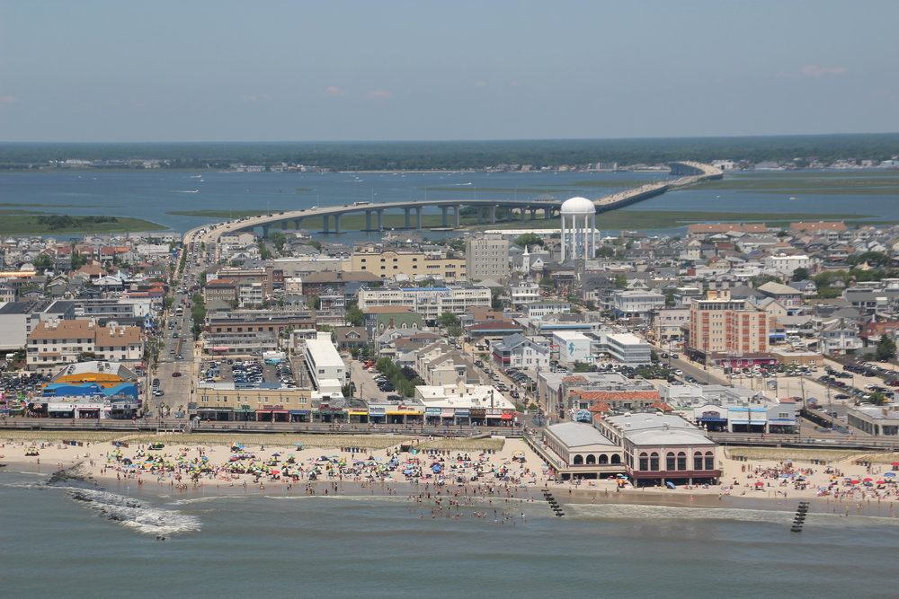 Get a bird's eye view of OCNJ     Learn More