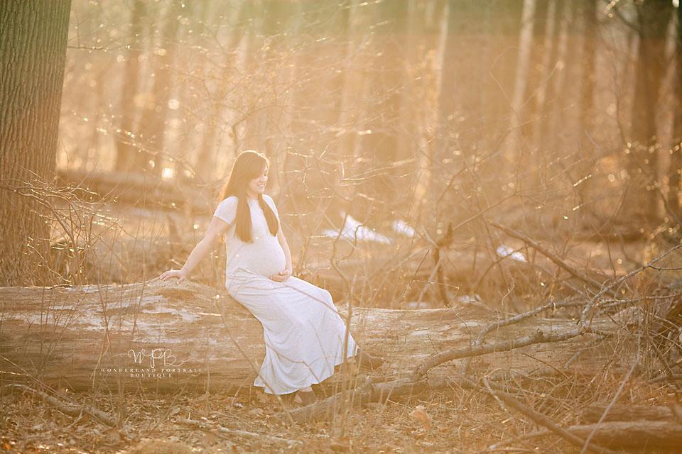 Newtown PA Maternity Photographer