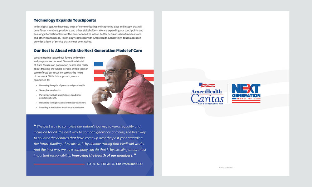 Next Generation Model of Care Brochure (Part 2)