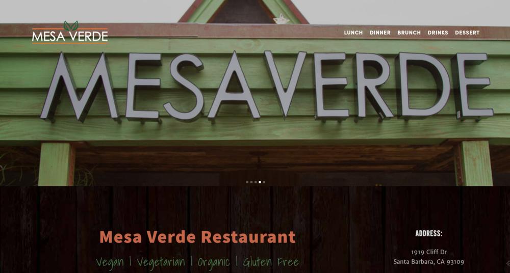 Mesa Verde -