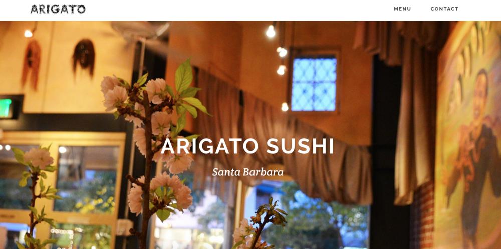 Arigato -