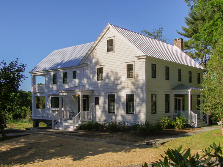 Federal Style House - Accord, NY