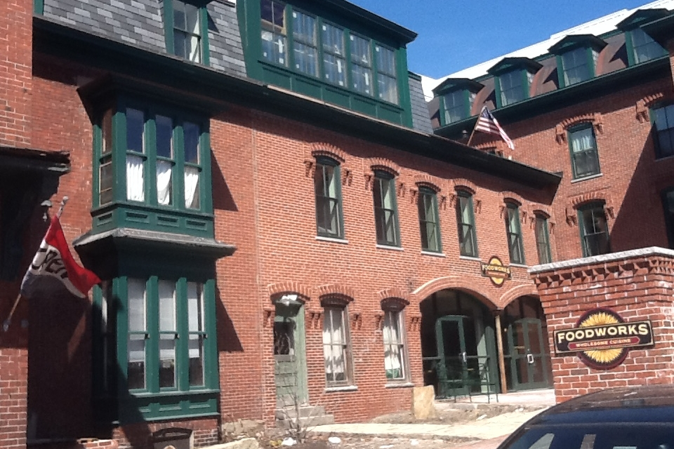 Historic Mixed-Use Adaption   -  Portland, ME