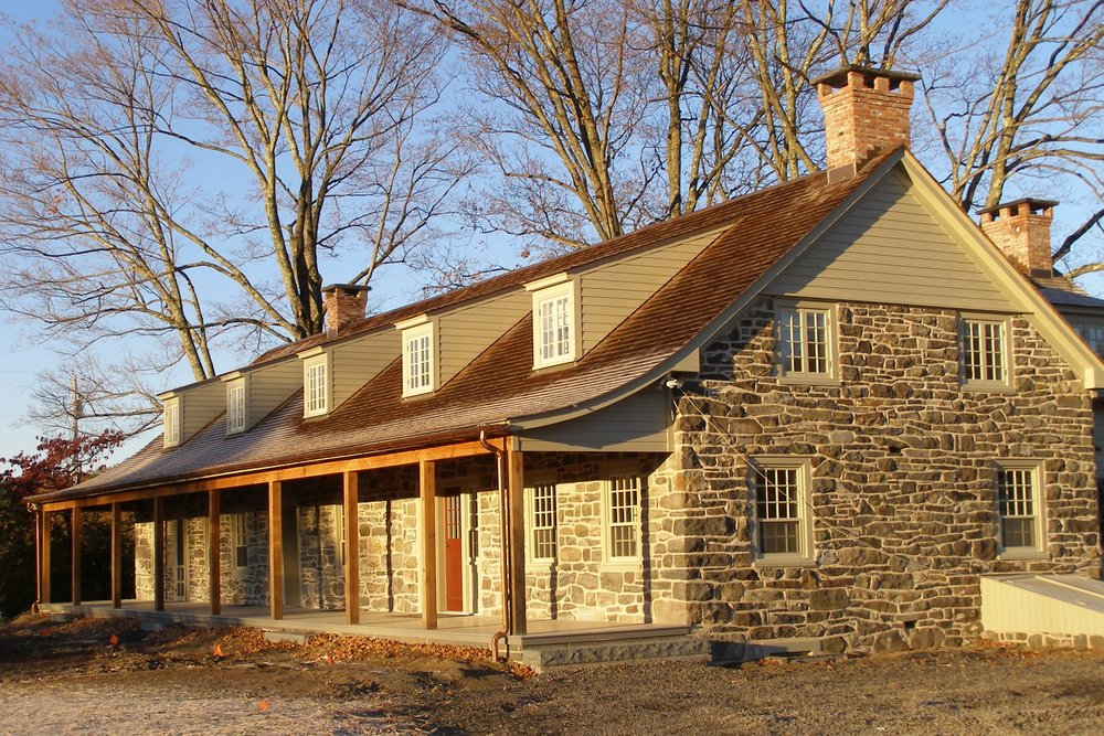 Historic Stone House Renovation -  Accord, NY
