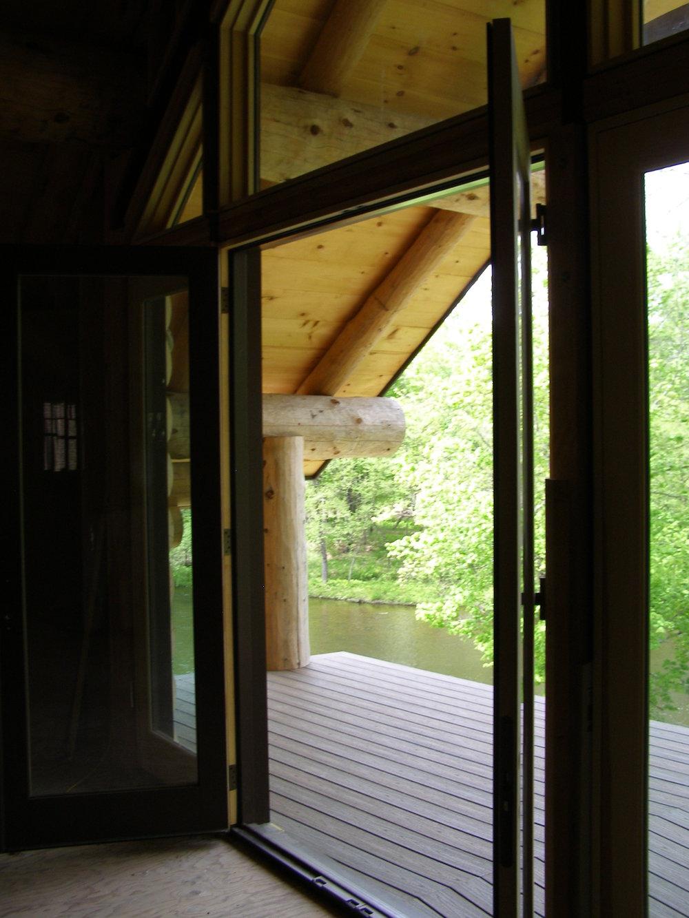 Log Cabin Addition