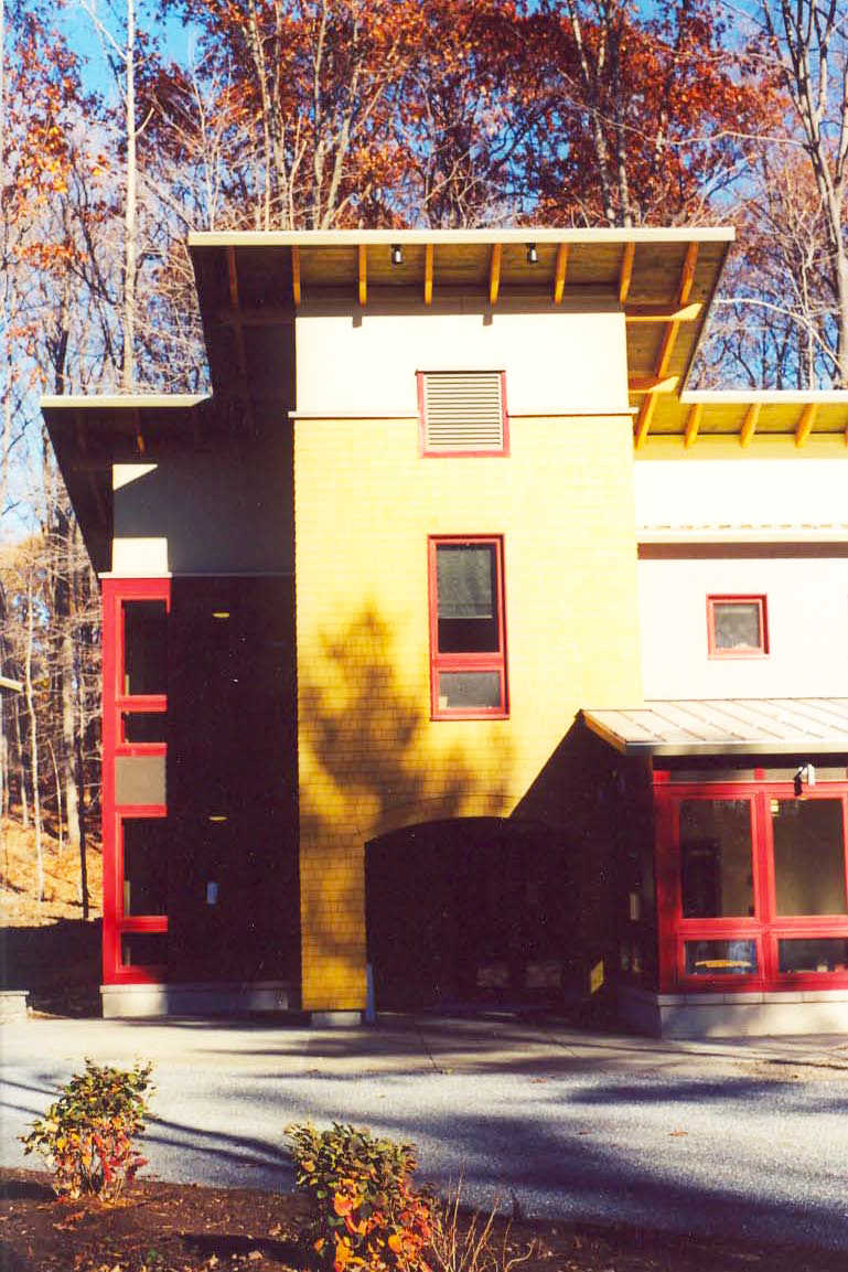 Bard College Dormitories - Annandale-on-Hudson, NY