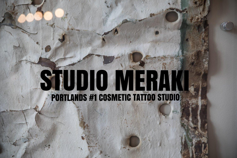 Studio Meraki Microblading Semi Permanent Makeup In Portland Or