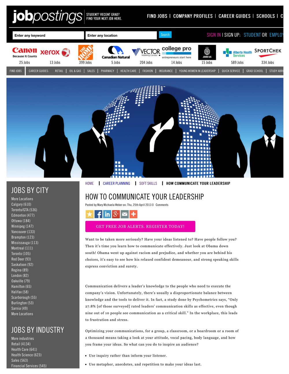 How to Communicate Your Leadership - September Issue, 2012The Me Brand - Page 44