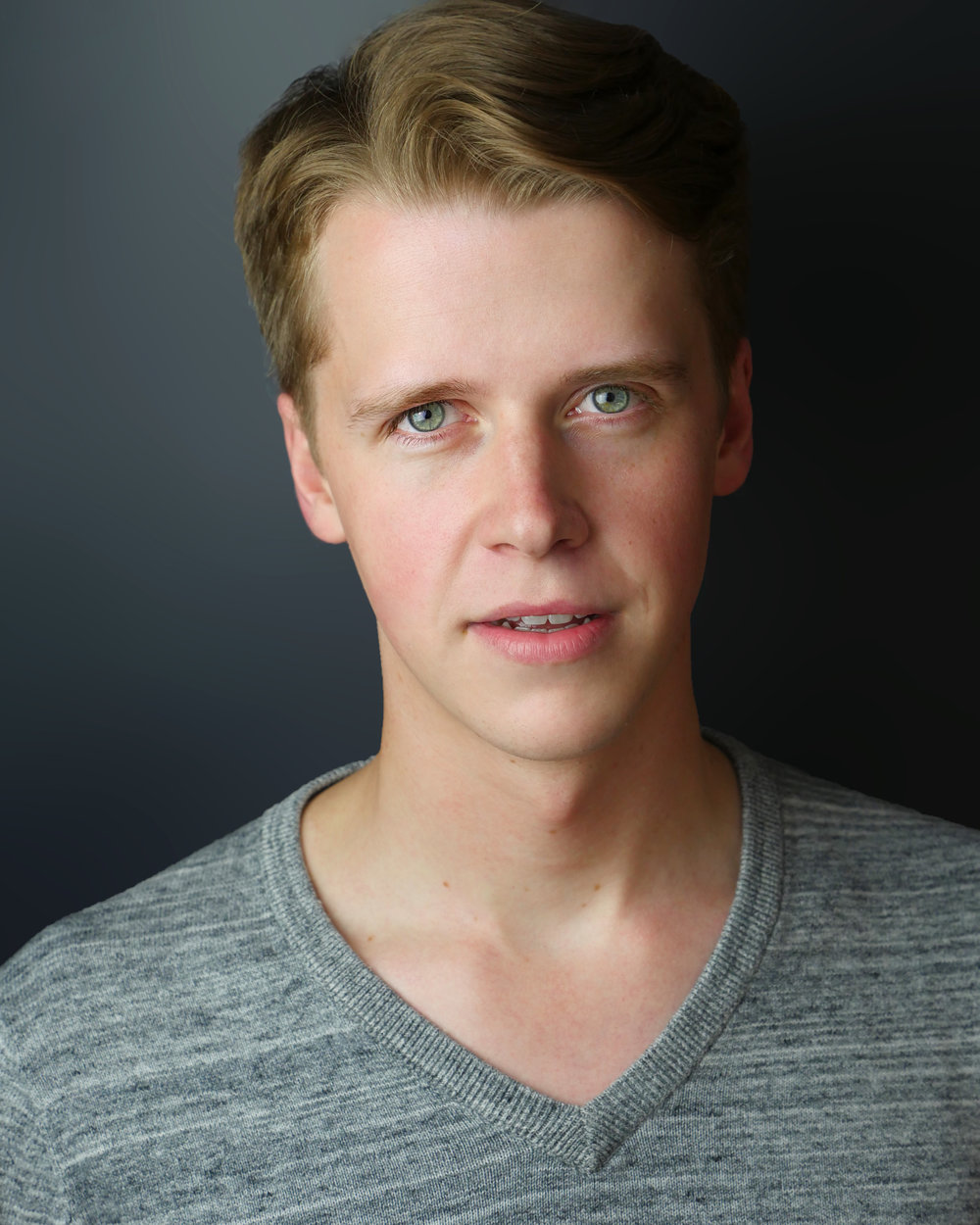 Peter Atkinson - Headshot
