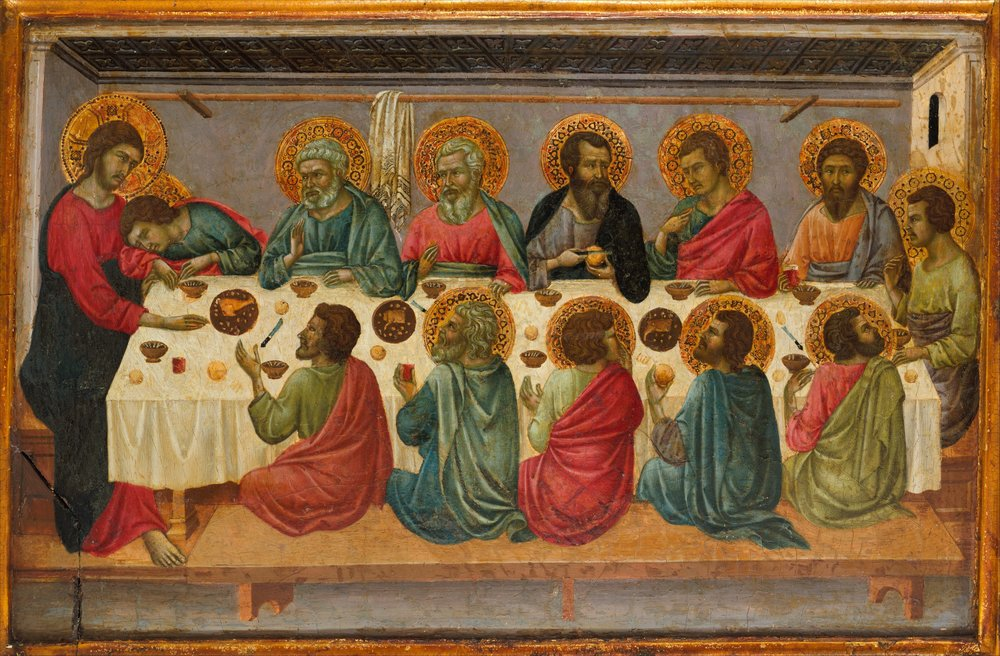 Response - We gather at Christ's table to receive the Eucharist in fellowship with one another and God's people world-wide. Through bread and wine, we participate in Christ and are nurtured for God's work in our daily lives.
