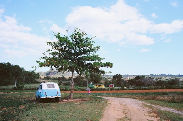 Ioana's first trip to Cuba. Viñales Valley, March 2017.