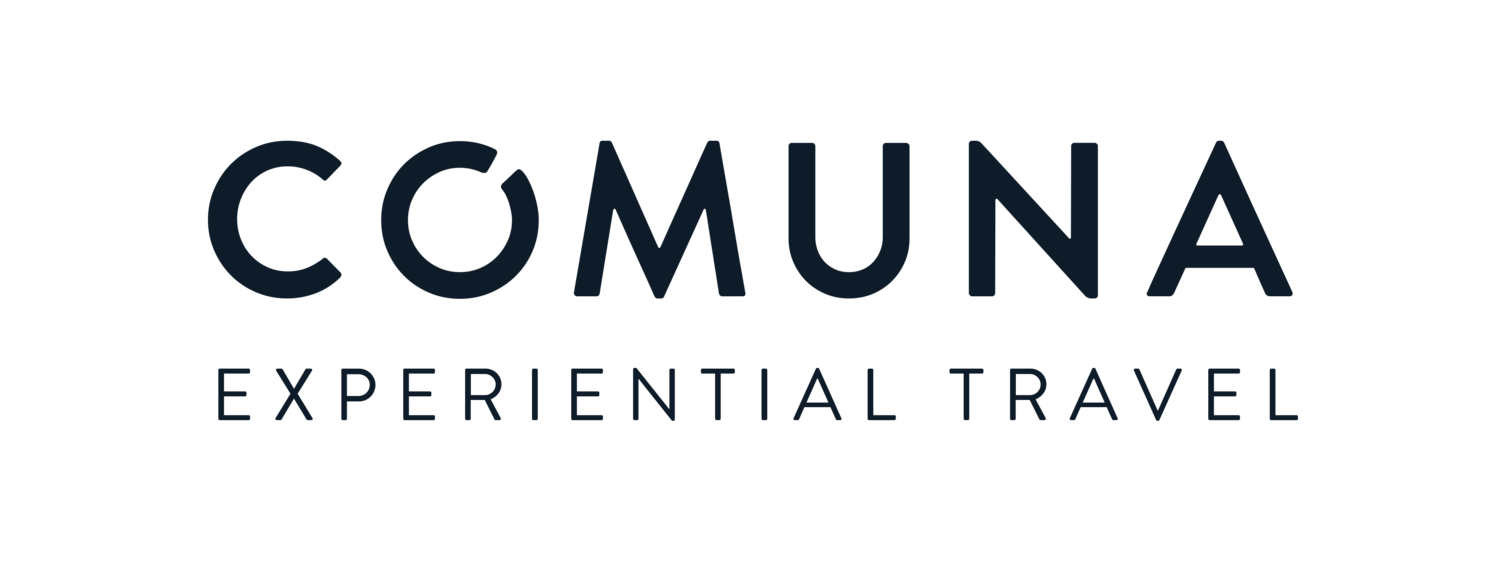Comuna Travel / Curated Travel Experiences