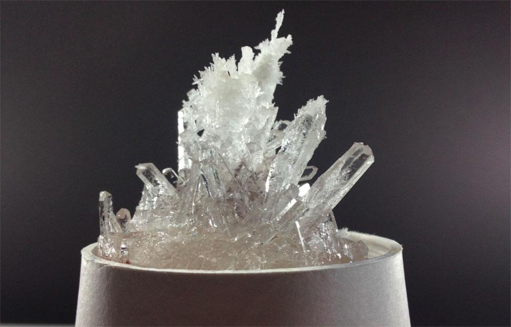 Mono ammonium sulfate prototype