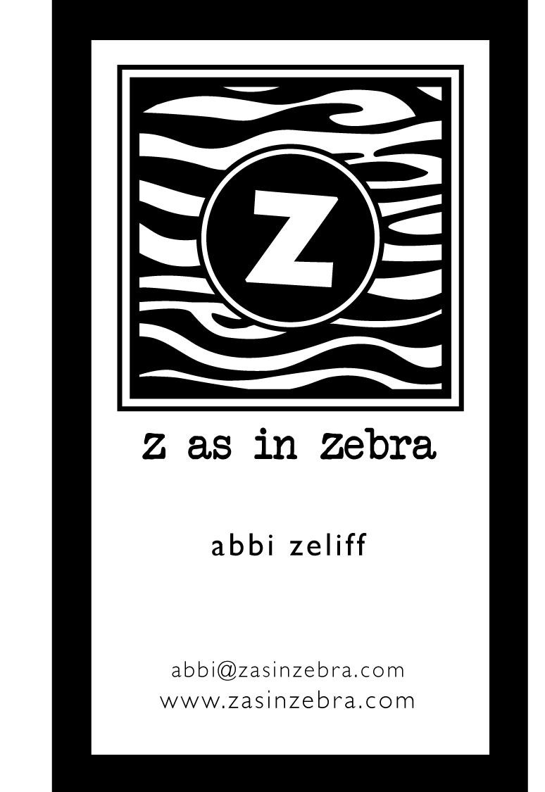 zebraBcard