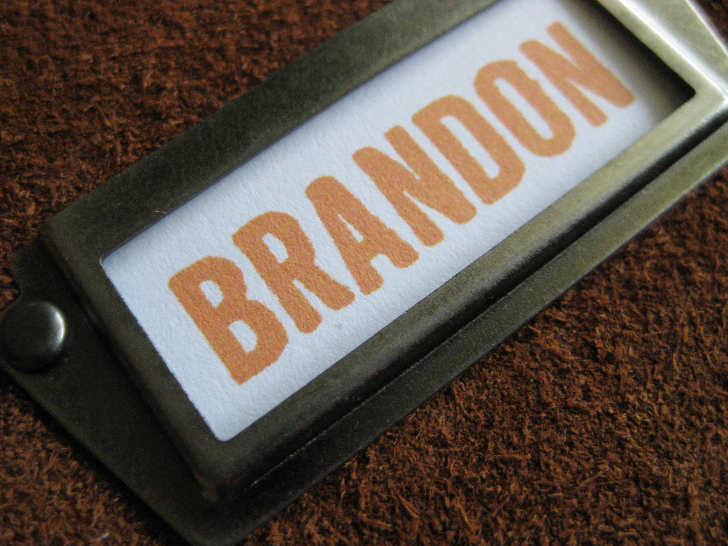 *brandon