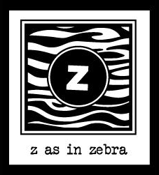 Z as in Zebra